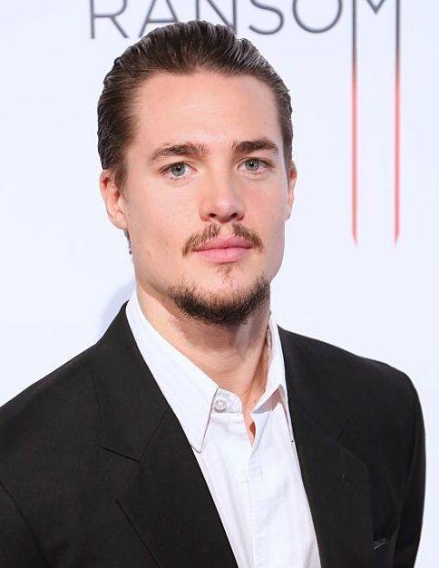 Alexander Dreymon Los Angeles Premiere Of Blood Ransom At
