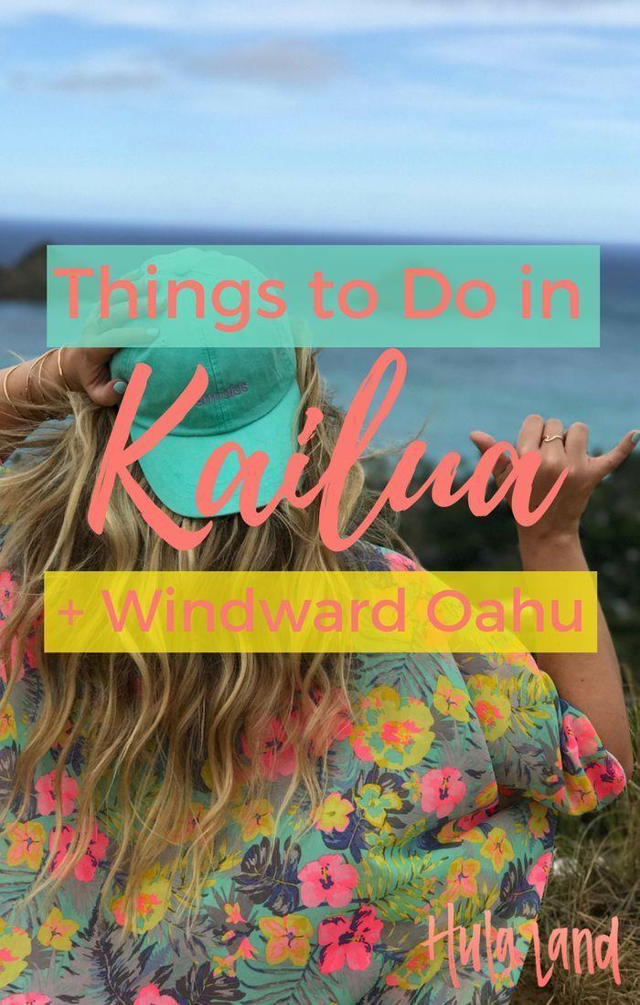Things to Do in Kailua + Windward Oahu | Oahu vacation, Oahu, Kailua hawaii
