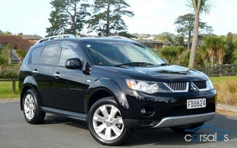 2009 Mitsubishi Outlander Vr X With Images Mitsubishi Dealer