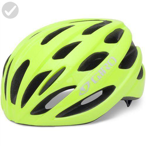 Giro Trinity Helmet Highlight Yellow One Size Useful Things For
