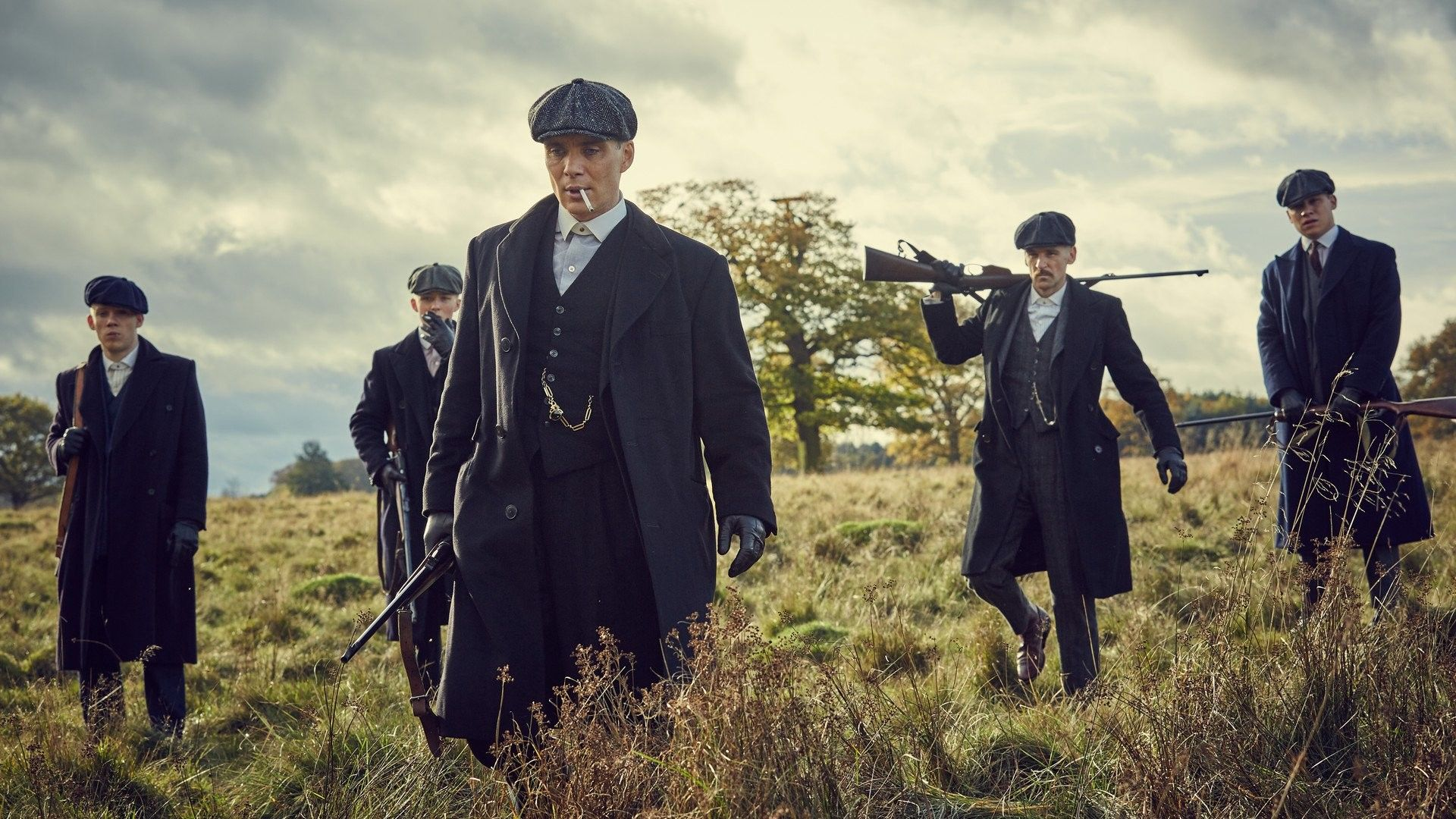 Peaky Blinders - najlepsze seriale historyczne