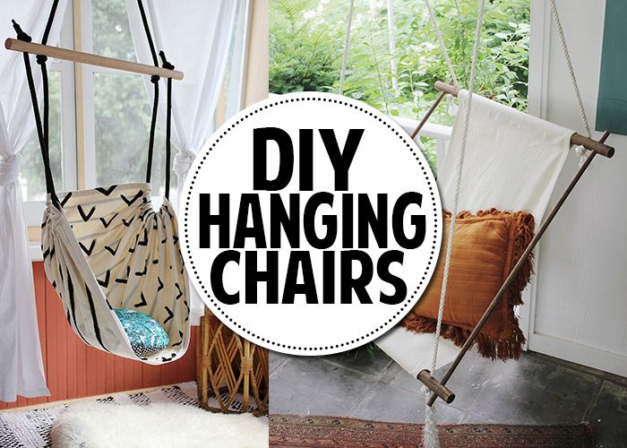 New You can make a hanging chair Picture - Luxury cheap hammock chair New Design