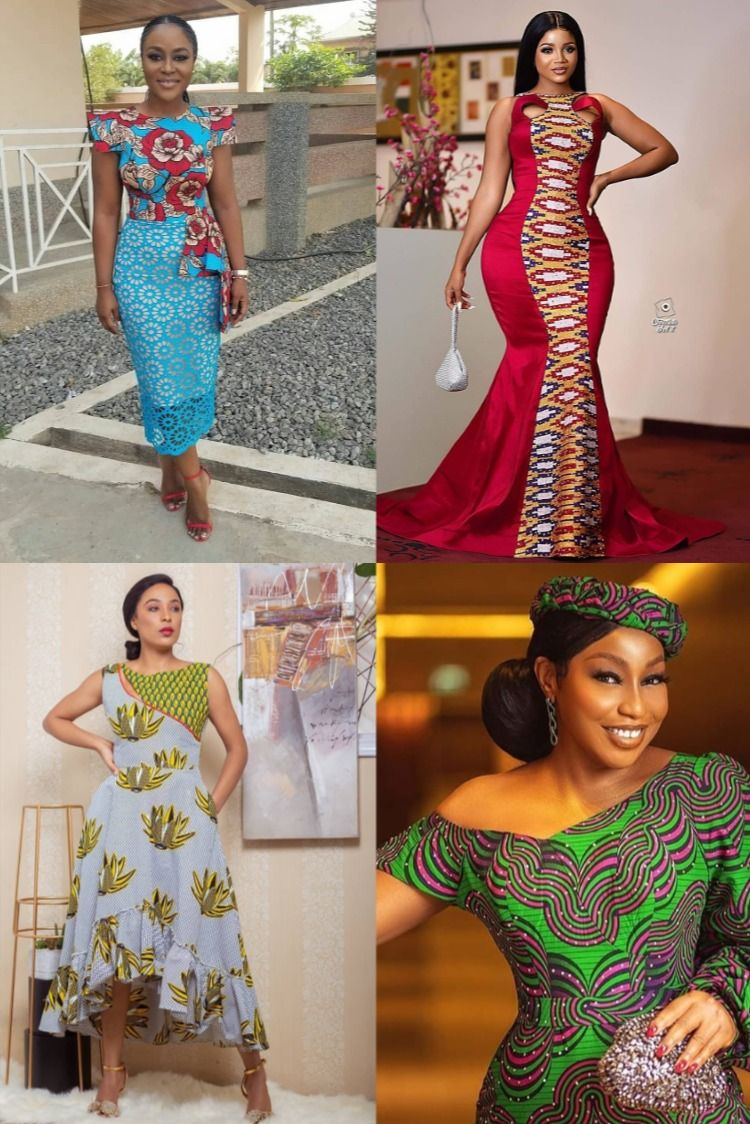 Ankara Styles 2020 For African Americans African Attire Modern African Print Dresses African Print Fashion Dresses