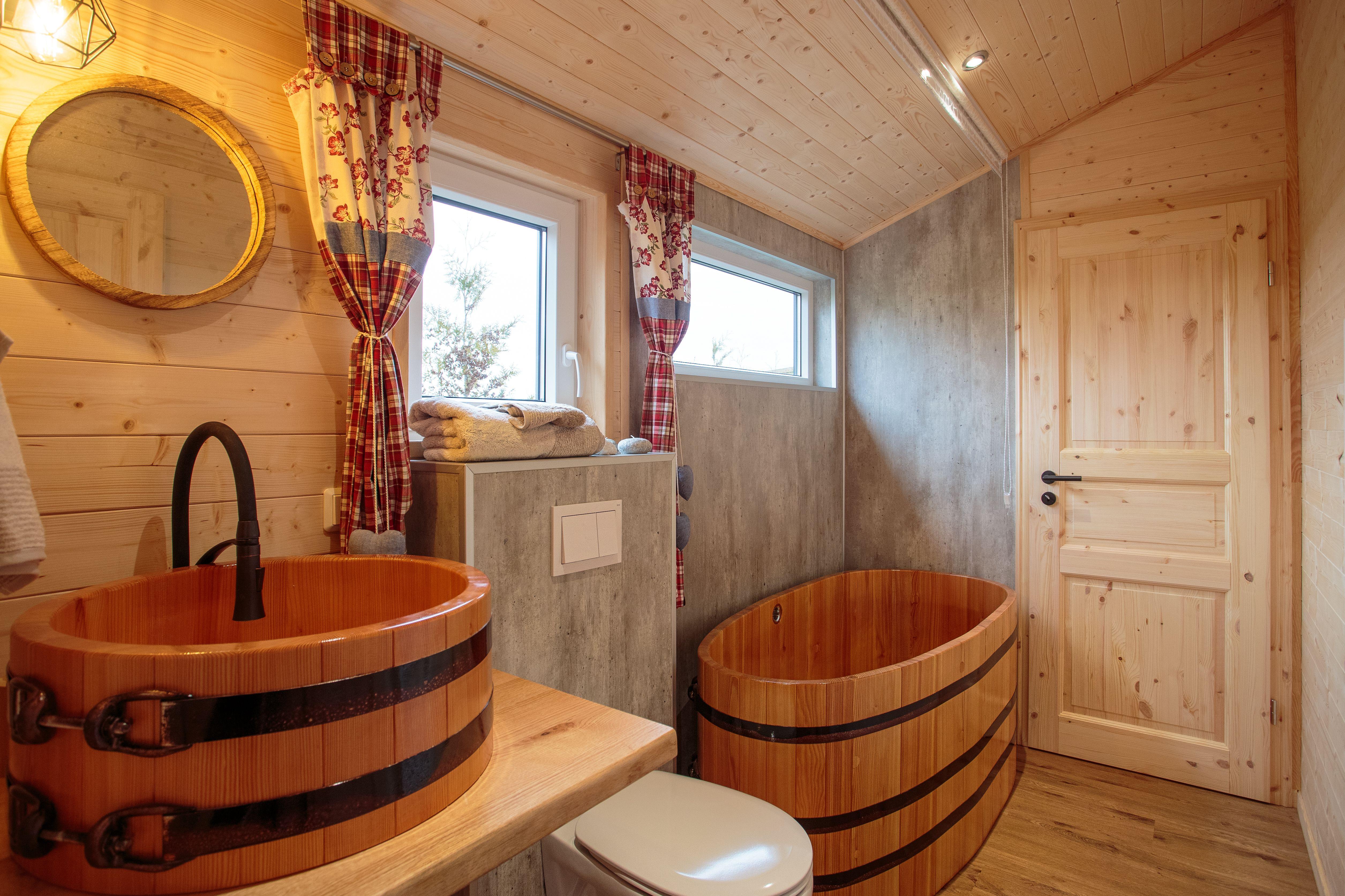 Luxus Badezimmer in 10  Badezimmer holz, Luxus badezimmer