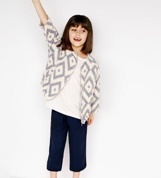 Zara Kids, nueva colección primavera-verano #modainfantil #modaparaniños