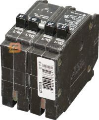 Bqc215215 Cutler Hammer Quad Circuit Breaker Quad Breakers Circuit