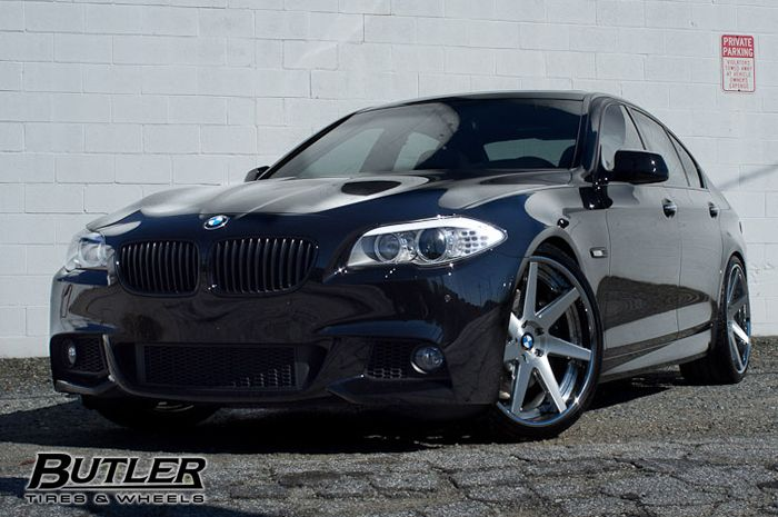 The Ultimate Family Driving Machine BMW 535i MSport  Dub1One