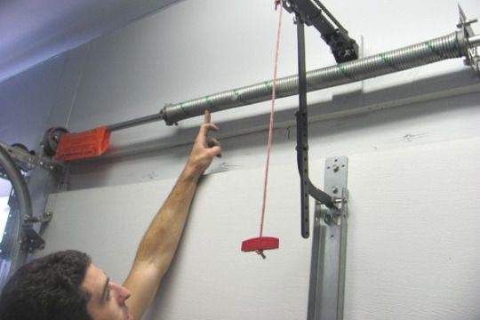 Safety Features For New Garage Door Openers And Springs Garage