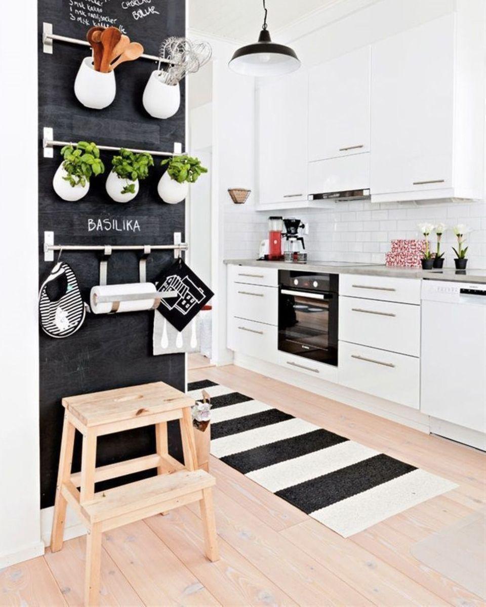 Une d co version ardoise deco par pi ce decor by room maison decoration cuisine et deco for Ardoise cuisine deco
