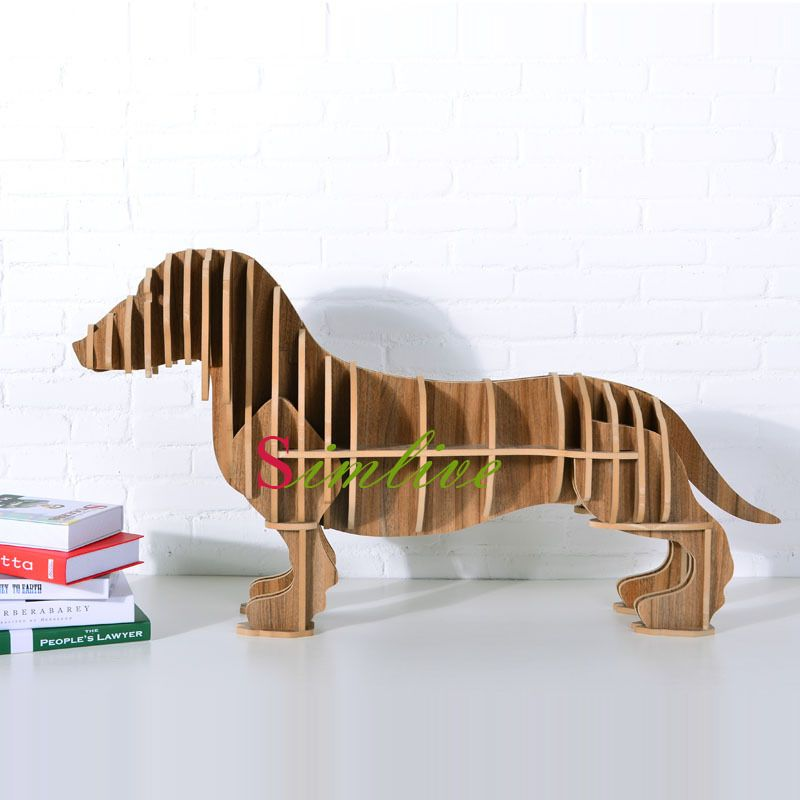 diy mdf furniture. sausage dog puzzle wine holder for dining room,mdf animal furniture,dog diy mdf furniture t