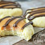 German Chocolate Cookie Pies #twixcookies