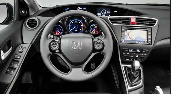 2017 Honda Civic Hybrid Review Singapore