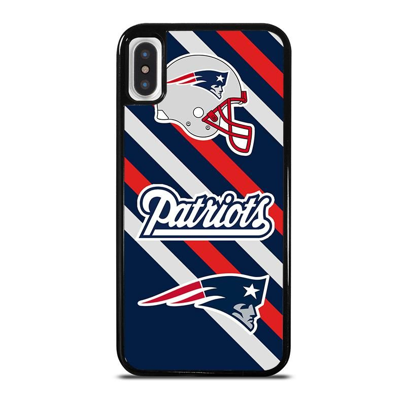 NEW ENGLAND PATRIOTS LOGO iPhone X / XS Case Cover