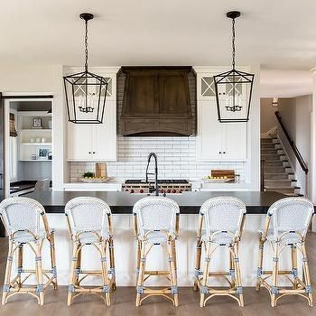White Kitchen With Dark Stained Wood Kitchen Vent Hood Kitchen Vent Hood Kitchen Vent Kitchen Layout