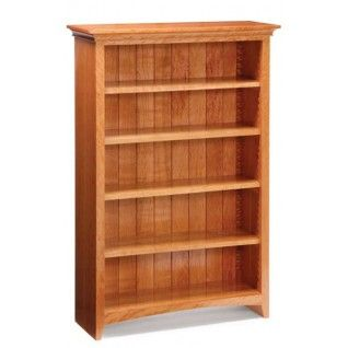 This Open Shelf Unit Would Suit Anywhere In The Home Love It Bookcase Plans Bookshelf Woodworking Plans Cherry Bookcase