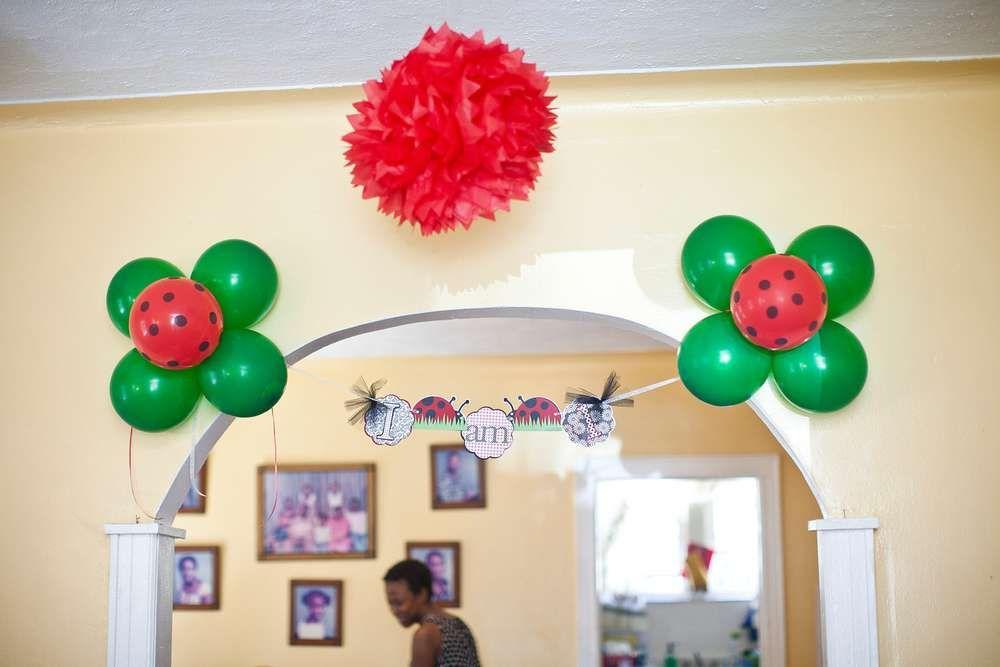 8th Birthday Decoration