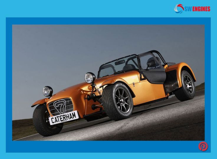 Swengines See The Best Engine Of Caterham For Racing Caterham Kit Cars Caterham Seven