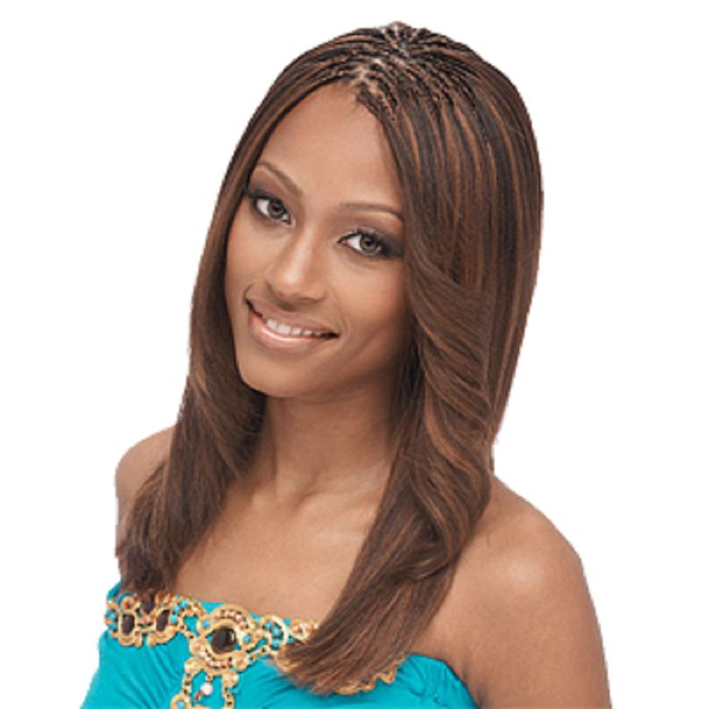 Micro Braid Wedding Hairstyles: Braid Hairstyles For Black Women 2013 (With Images