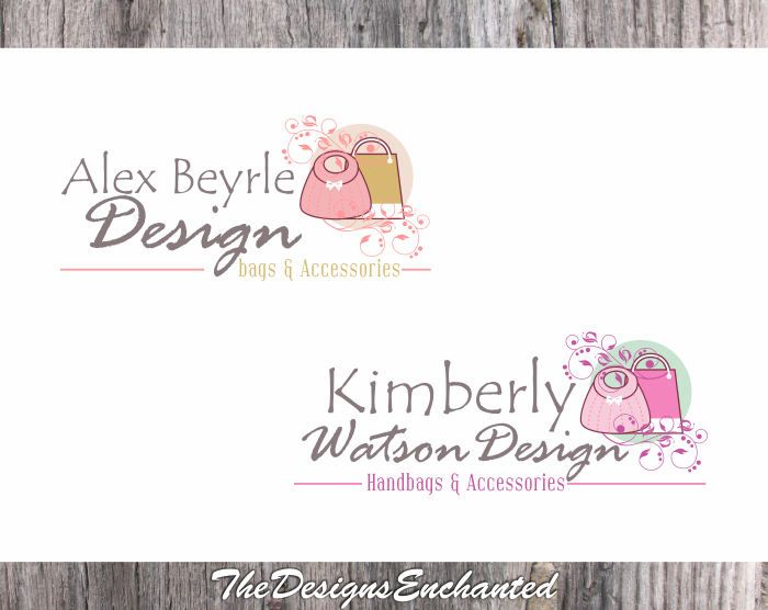 OOAK Logo Design Premade Logo   Watermark Shopping Bag Logo Elegant Logo  Handbag Logo Accessories Logo. OOAK Logo Design Premade Logo   Watermark Shopping Bag Logo