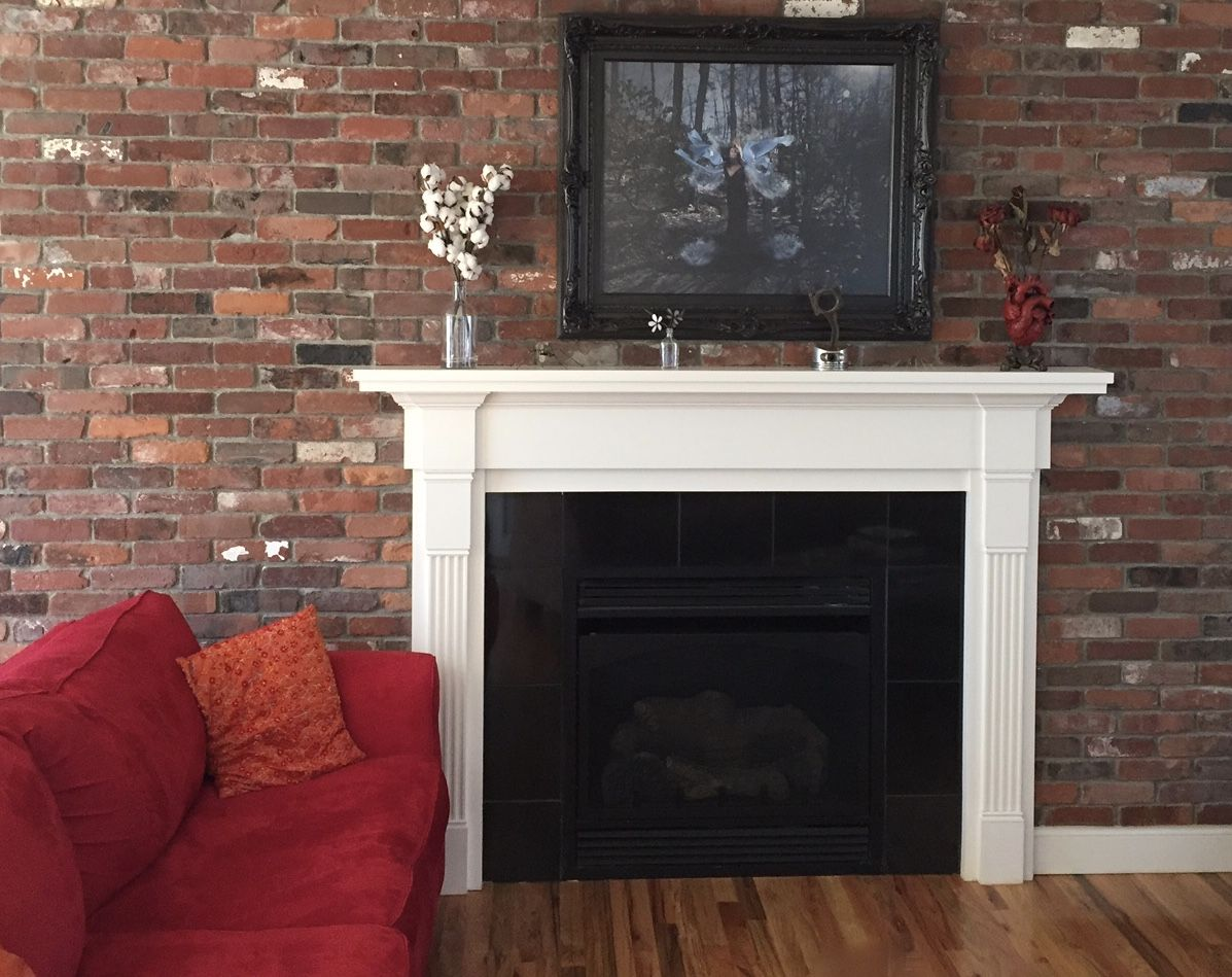 Reclaimed Thin Brick Veneer