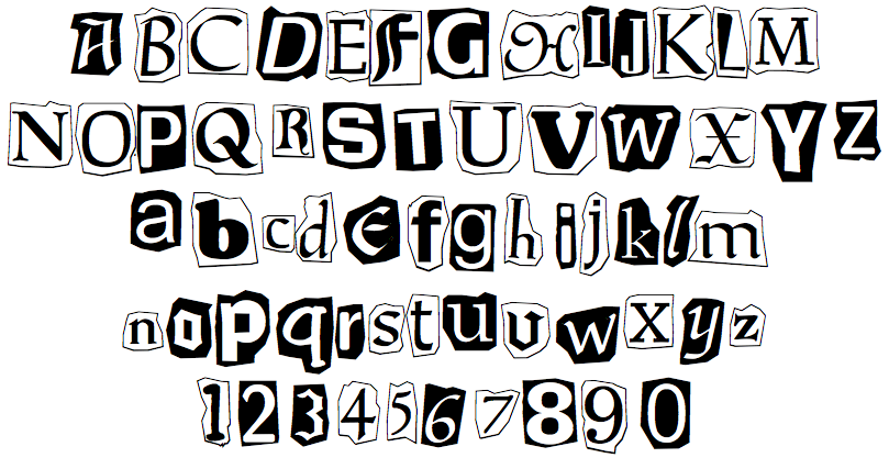Wing Ding Samples  Wing Dings    Typography And Fonts