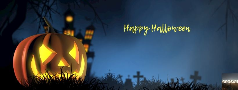 Happy Halloween Christian Facebook Cover With Images