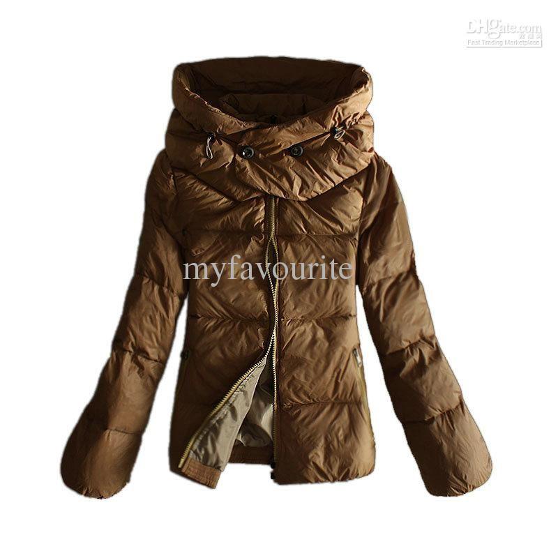 Wholesale Down Jacket Women Fashion Jackets Down Feather Jacket ...