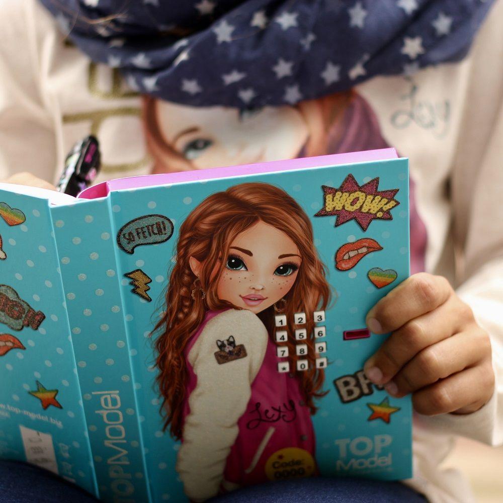 Tienes Donde Salvaguardar Tus Confidencias Los Diarios Con Código Secreto De Topmodel Ahuyen Juguetes Para Niñas Juguetes De Princesas Regalos Para Niños