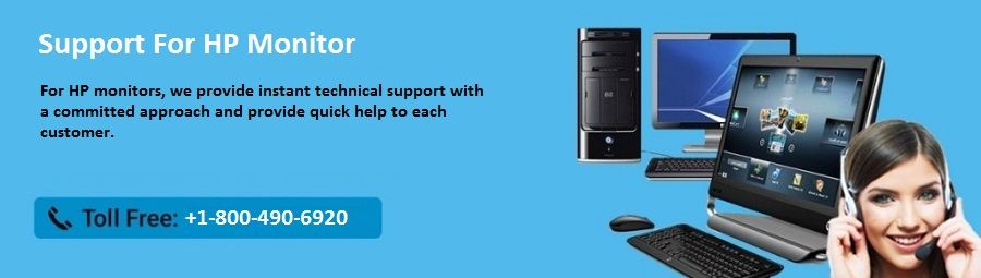 Hp Monitor Support 1 800 490 6920 For Technical Solution Https Www Hpcustomerservice Us Hp Monitor Support Html Support Services Hp Products Solutions