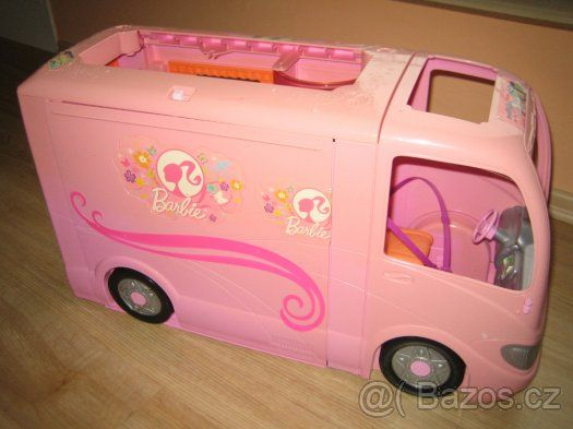 Barbie auto karavan - 1