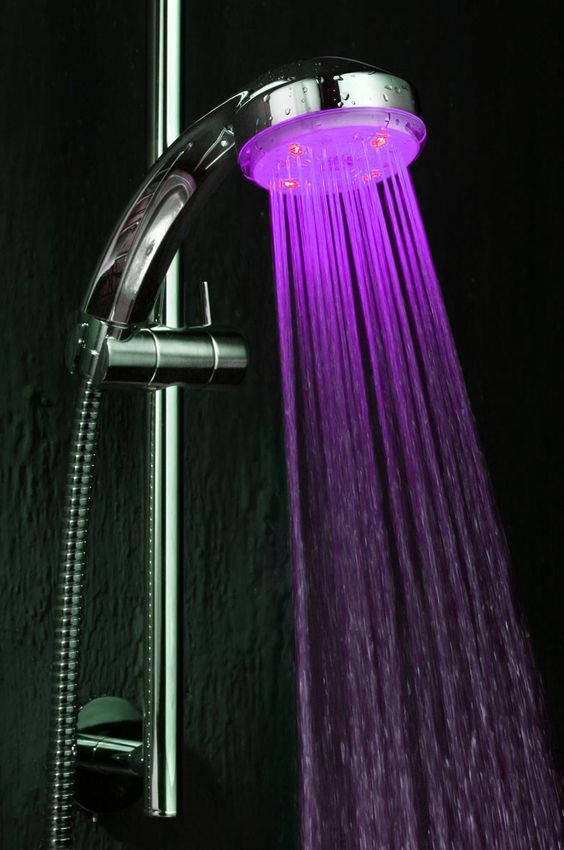 Best Led Shower Head.Pin By Walk In Shower Ideas Wilfred Weihe On Best Led