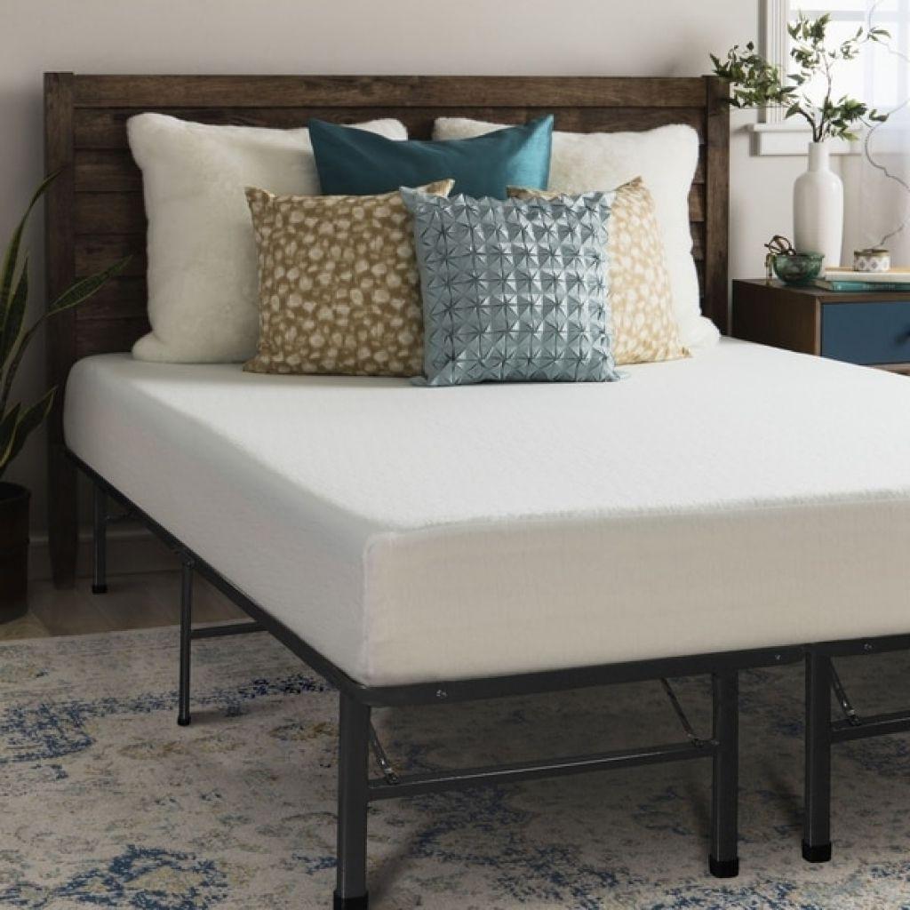 Lieblich In Voller Größe Bettgestell Und Matratze Gesetzt   Ein Bett Rahmen Ist Der  Wichtigste Teil