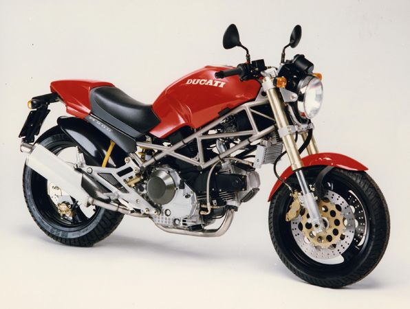 1993 Ducati M900 Monster   The first Ducati Monster – the 1993 M900