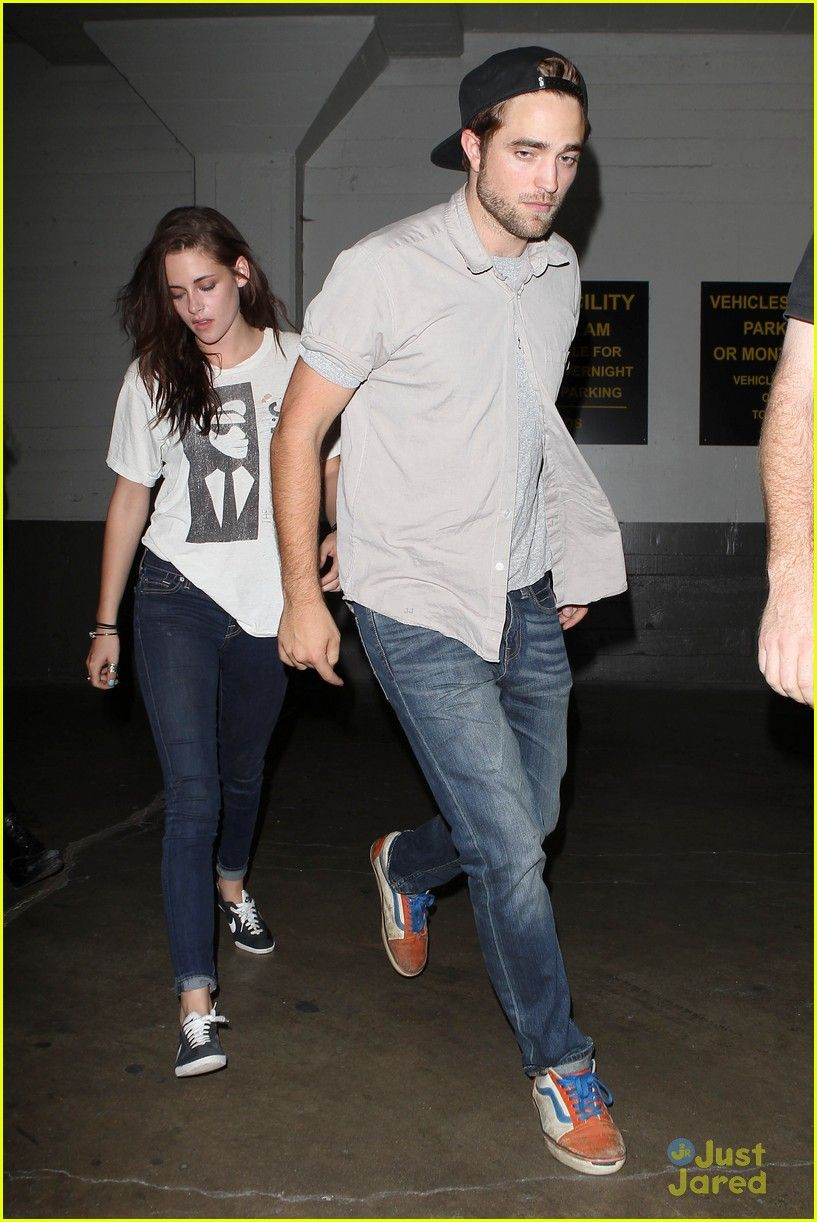 Robert Pattinson och Kristen Stewart dating 2009