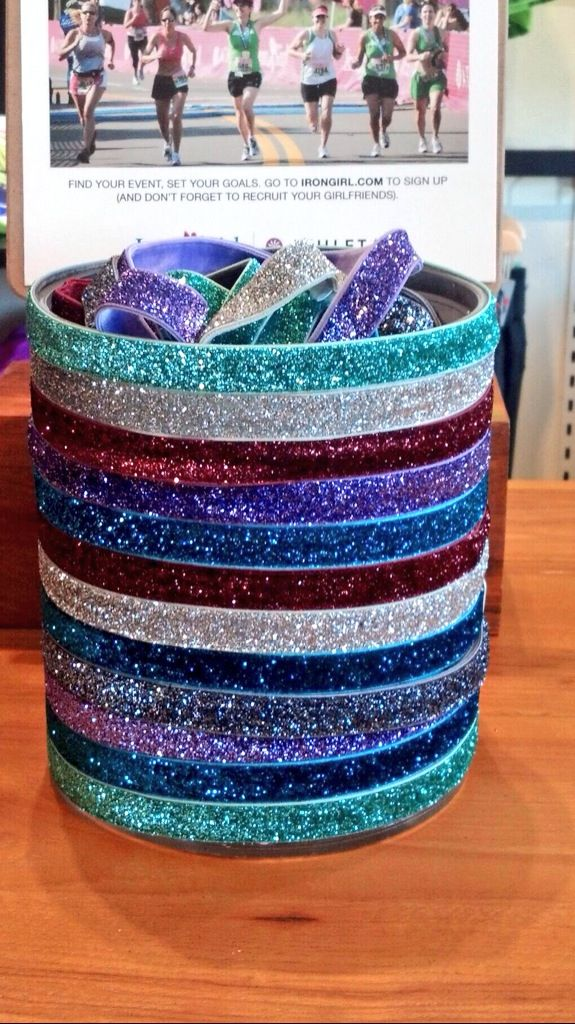 Athleta Sparkly Soul headbands. Absolutely love these. They re cute and  they don t slip during heavy cardio workouts. ca884d81f91