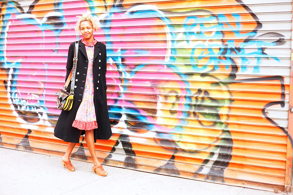 For this week's dressing inspiration, we turn to Megan O'Neill's Elle