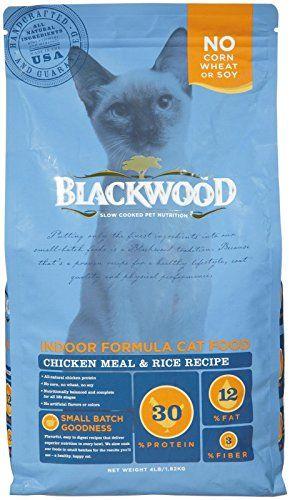 Blackwood Pet Food 075492885046 Chicken Meal Rice Recipe Indoor