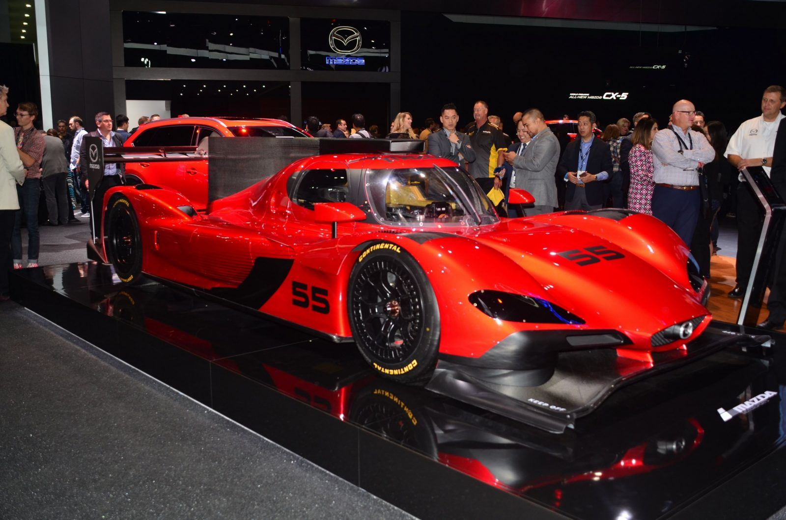 I Love Endurance Prototype Racecars They Take Truly Concept Level Ingenuity In Aero And Grip To The Streets Well To The Road C In 2020 Mazda Sports Car La Auto Show