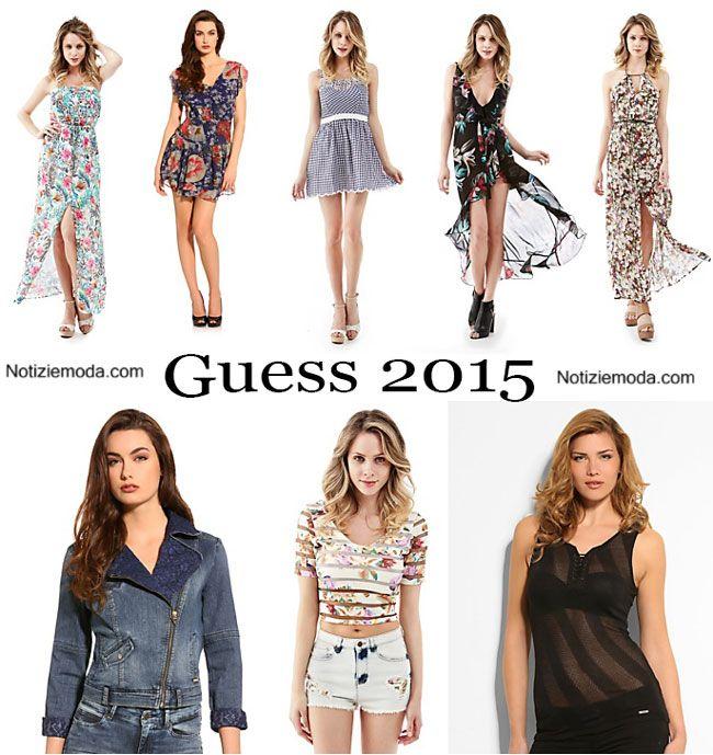 10a5e298ff Abbigliamento Guess primavera estate 2015 donna | Abbigliamento Moda ...