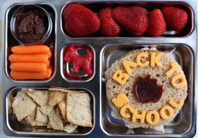 10 ideas for lunches they'll eat.