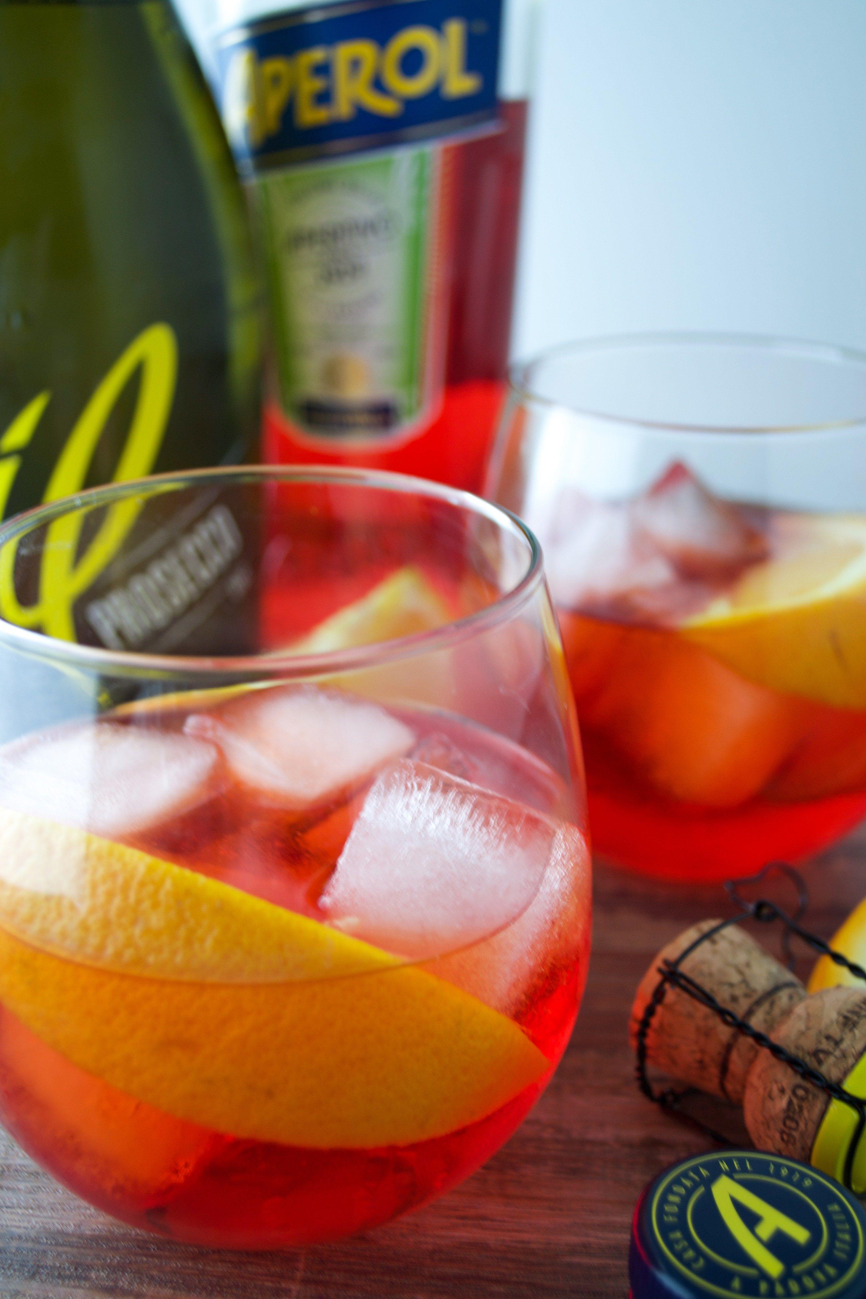 Bring Home A Taste Of Italy With A Light And Zesty Aperol Spritz Recipe Aperol Spritz Spritz Aperol
