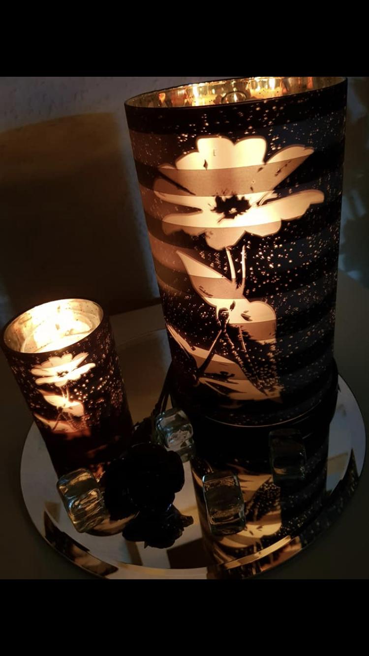 Partylite After Dark Kollektion Partylite Windlicht Kerzenschein