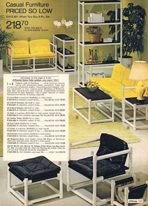 Super Seventies Furniture Prices Casual Furniture Furniture