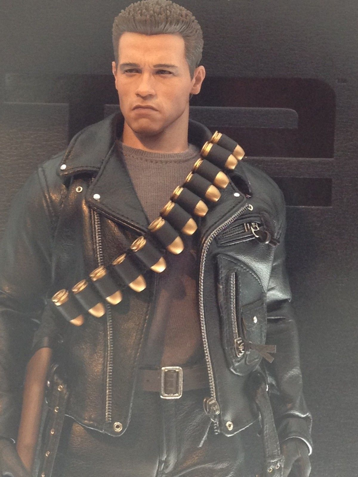 Hot Toys 1 6 DX10 Terminator T 800 Judgment Day Arnold