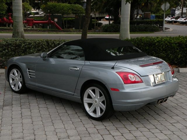 2005 Chrysler Crossfire Limited Convertible Photo 7 Fort Myers