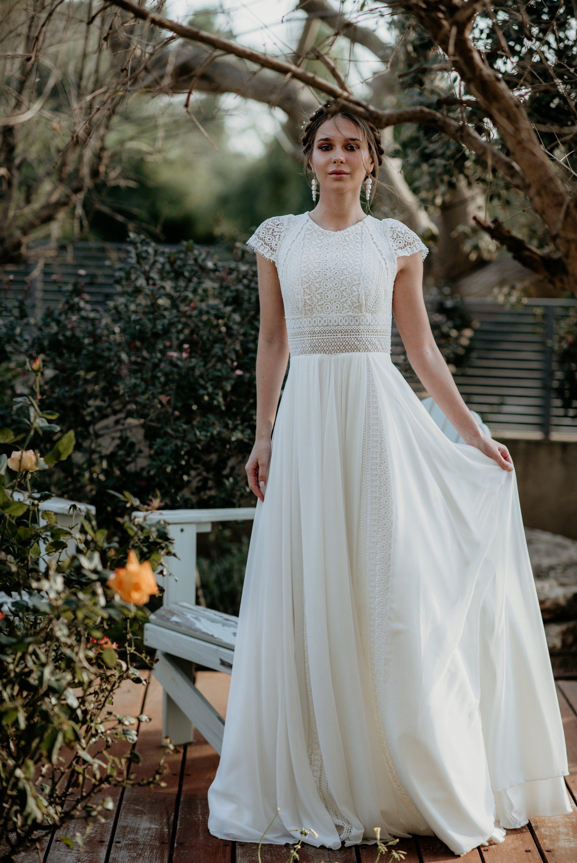 31++ Short sleeve wedding dress lace info