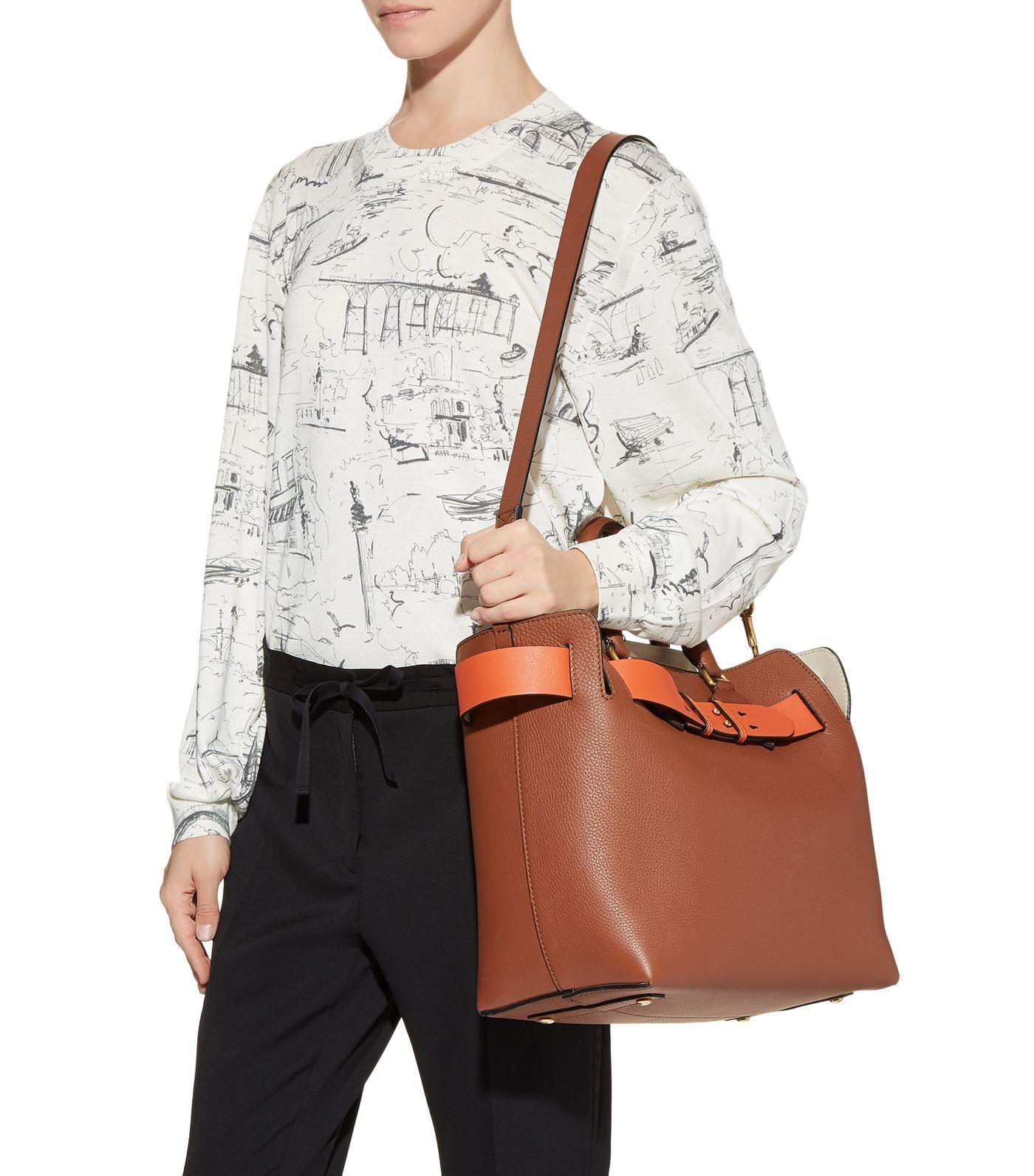 a743e92bb227 Burberry Medium Leather Belt Bag
