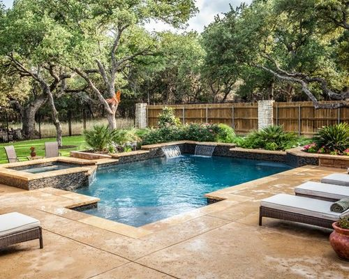 Pin by Katie Christensen on Pool | Custom pools, Dream house ...
