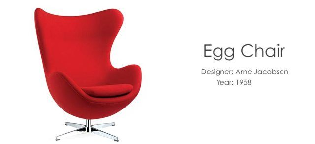 10 Iconic Furniture Designers Chairs Each Interior Designer Need To Know |  Design Contract