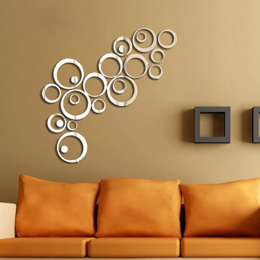 Cheap Stickers Rx Buy Quality Sticker Home Directly From China - Wall decals mirror
